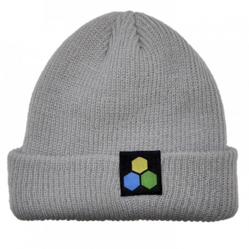 Channel Islands Curren GYB Hex Beanie - Grey