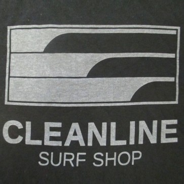 Cleanline Lines L/S T-Shirt - Black/Grey