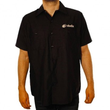 Cleanline Service Street Gas Shirt - Black