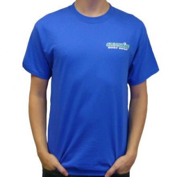 Cleanline Retro T-Shirt - Royal