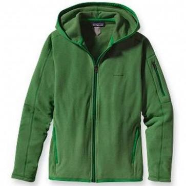 Patagonia Women's Aravis Zip Hoodie - Ginko Green