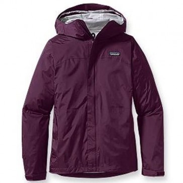 Patagonia Women's Torrentshell Jacket - Deep Plum