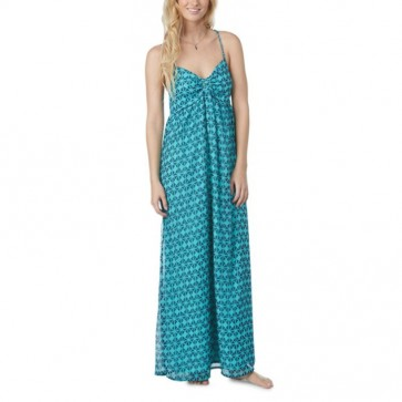Roxy Women's Solar Eclipse Dress - Baltic Blue