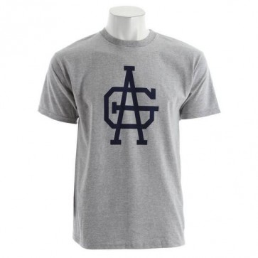 Analog Lock Up T - Grey