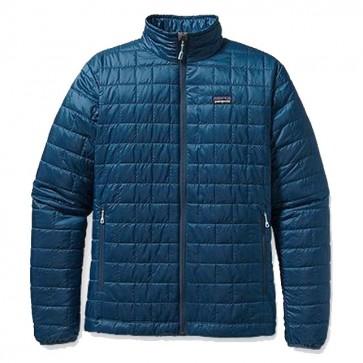 Patagonia Nano Puff Jacket - Glass Blue