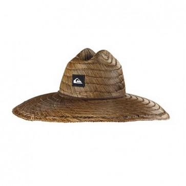 Quiksilver Pierside Hat - Dark Brown