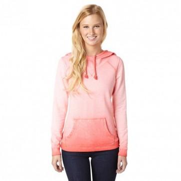 Roxy Women's Saltwater Hoodie - Glow Pink