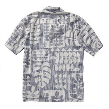 Quiksilver Pua Tree Shirt - Night
