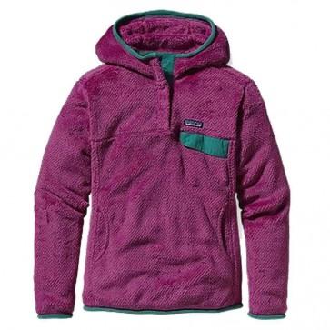 Patagonia Women's Re-Tool Hoodie - Rubellite Pink