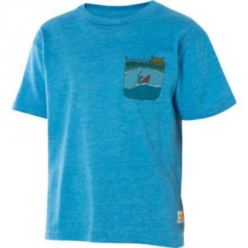 Billabong Lip Smack Tee - Blue