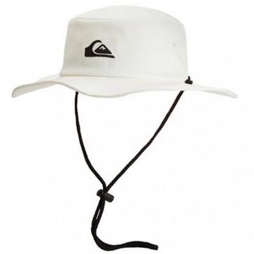 Quiksilver Original Bushmaster Hat - Chalk