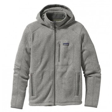 Patagonia Better Sweater Zip Hoodie - Stonewash