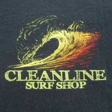 Cleanline Graphite Sunset Tank - Black