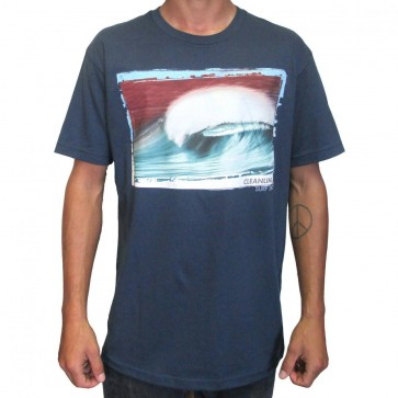 Cleanline Hollow Days T-Shirt - Indigo