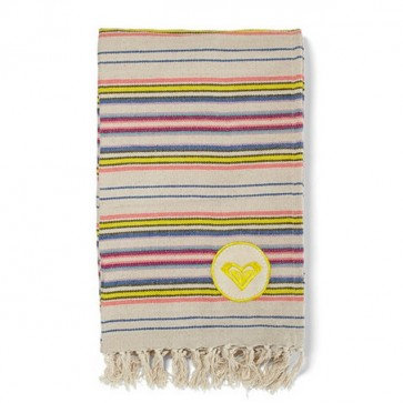 Roxy Sunset Beach Blanket - Stone