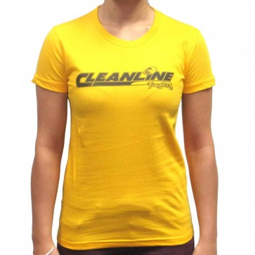 Cleanline Women's Sunburst Top - Gold
