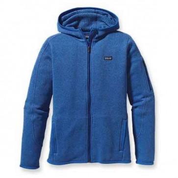 Patagonia Women's Better Sweater Zip Hoodie - Oasis Blue