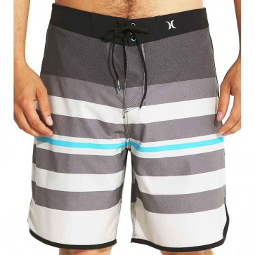 Hurley Phantom 60 Block Party Warp Boardshorts - Black