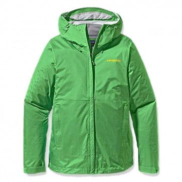 Patagonia Women's Torrentshell Jacket - Aloe Green