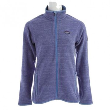 Patagonia Women's Better Sweater Jacket - Railroad Blue