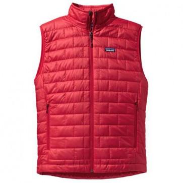 Patagonia Nano Puff Vest - Red Delicious