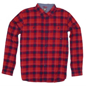 Element Hendric Flannel - Red