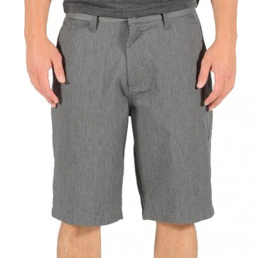 Volcom Frickin Chino Shorts - Charcoal Heather