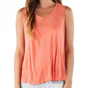 Element Women's Kathleen Tank - Apricot