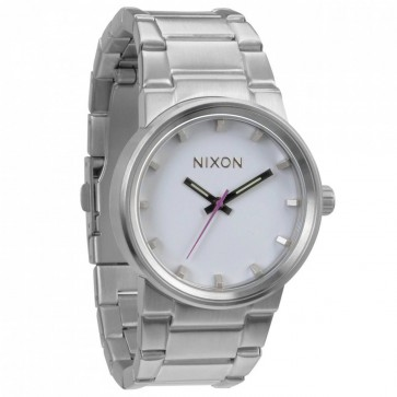 Nixon Watches - The Cannon - White