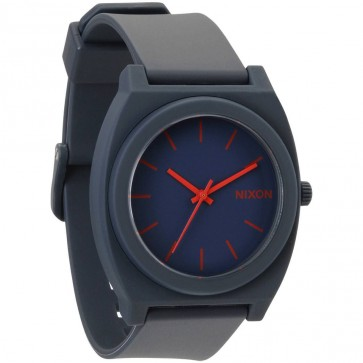 Nixon Watches - The Time Teller P - Matte Navy