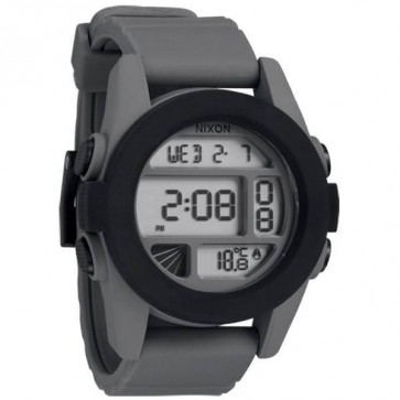 Nixon Watches - The Unit - Grey/Black