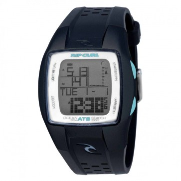 Rip Curl Winki Oceansearch PU Watch - Black