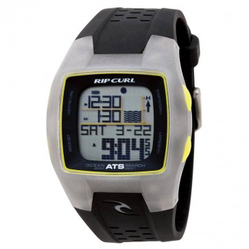 Rip Curl Trestles Oceansearch Watch - Grey