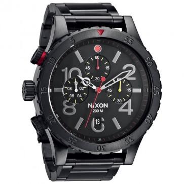Nixon Watches - The 48-20 - All Black/Multi