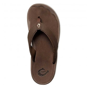 Olukai Women's 'Ohana Sandals - Dark Java/Dark Java