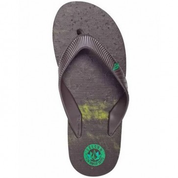 Volcom Reclaim Sandals - Brown