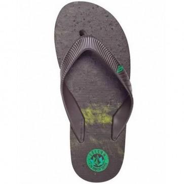 Volcom Reclaim Sandals - Brown