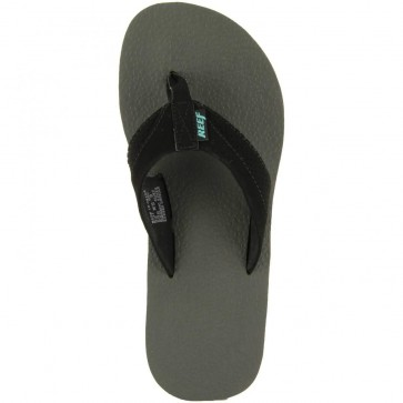 Reef Cushion Sandals - Charcoal/Black