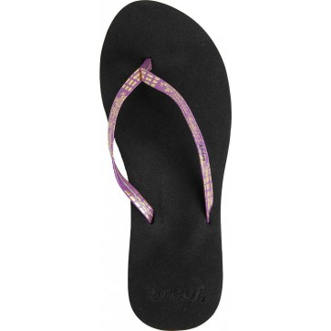 Reef Uptown Girl Sandals - Purple