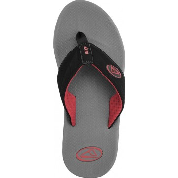 Reef Phantom Sandals - Black/Red/Grey