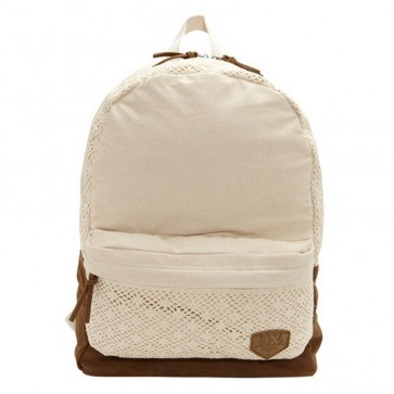 Roxy Gallery Backpack - Stone