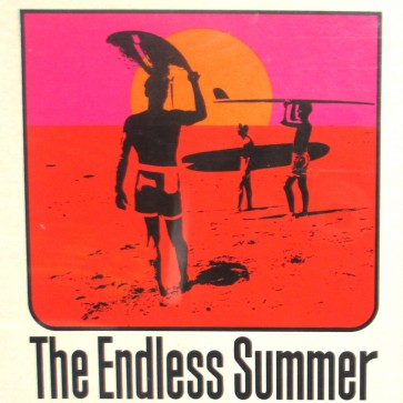 Original Endless Summer Movie Handbill