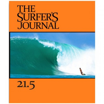 Surfer's Journal - Volume 21 Number 5