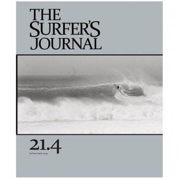 Surfer's Journal - Volume 21 Number 4