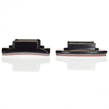 Go Pro Flat + Curved Adhesive Mounts