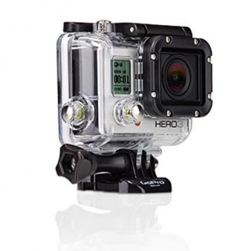 Go Pro HERO3 Silver Edition - Digital Camera