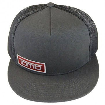 Firewire Surfboards Tomo Empire Trucker Hat - Grey/Red