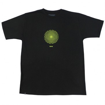 Firewire Surfboards Tomo Sprial Energy T-Shirt - Black