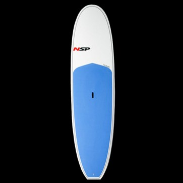 Global Surf Industries Surfboards - 10'2 NSP Elements SUP - White/Blue