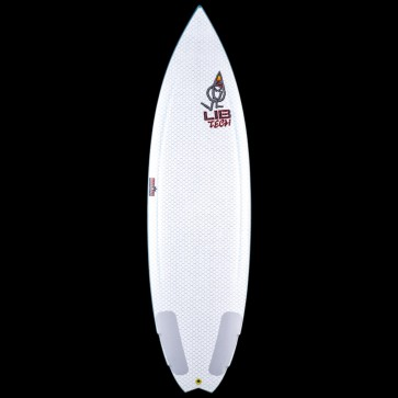 "Lib Tech Surfboard - 6'2"" Ringer Series"